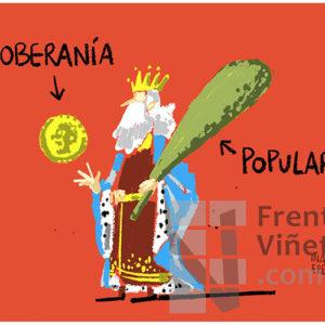 Soberanía popular - Viñeta de Iñaki y Frenchy