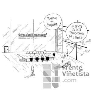 PLANETA - Viñeta de Dalmaus