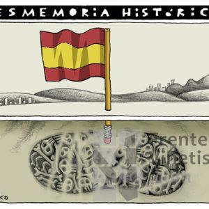 DESMEMORIA HISTÓRICA - Viñeta de Eneko
