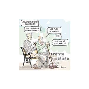 Tercera edad - Personas mayores